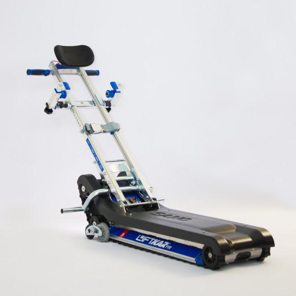 Treppenraupe LIFTKAR PTR 160 mit Kopfstütze (Tragkraft 160 kg)