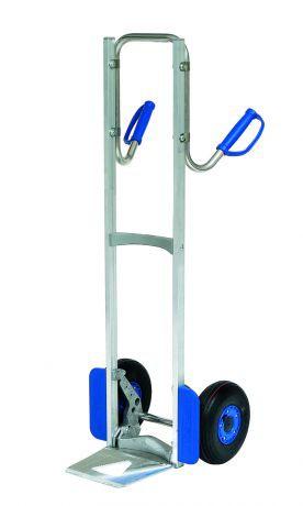 Alu-Baukastenkarre Modulkar ohne Treppengleitkufen klappbar