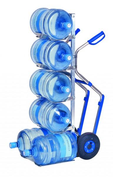 Modulkar-Wasserflaschenkarre für 6 Stück 18,9 l Flaschen